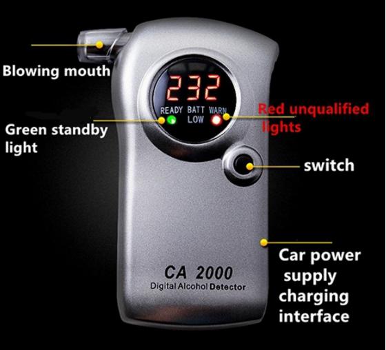 Máy Đo Nồng Độ Cồn CA2000
